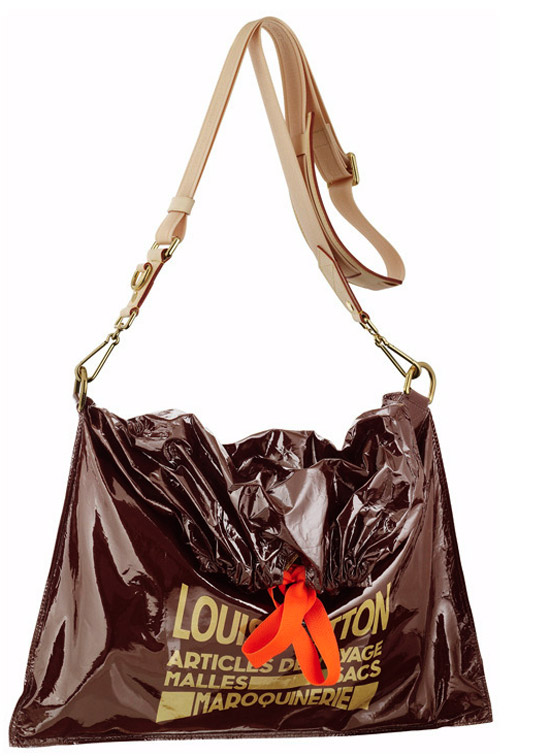 Louis Vuitton vuilniszak