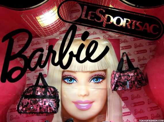 Le Sportsac Barbie