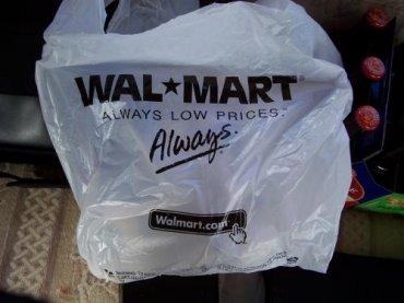 Walmart - tassen