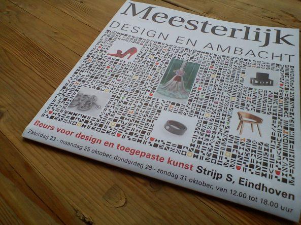 Meesterlijk magazine - Dutch Design Week 2010 - Eindhoven - tassen