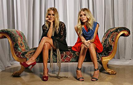 Olsen twins - the row - tassen