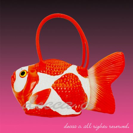 Decca C - Goldfish - Tassen-mode