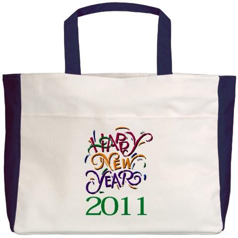 Happy New Year 2011 - Tassen-mode