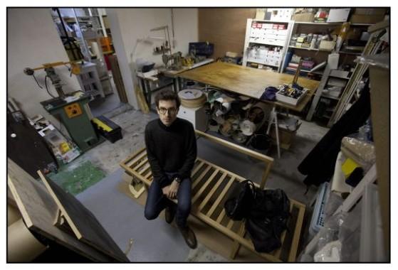 Het atelier van Michaël Verheyden - Tassen-mode