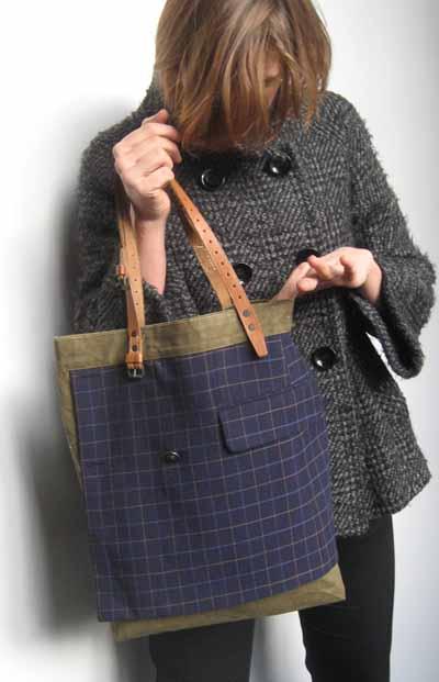 Anne van Dijk - Tassen-mode
