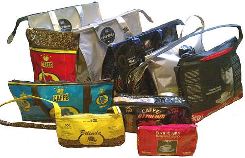 Italiaanse Koffie Handtassen collectie - Tassen-mode-nieuws