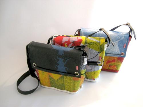 Marie-José Hamers - Garbag - Tassen-mode-nieuws