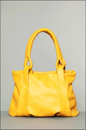 Sticks and Stones - San Marion Bag Yellow - Tassen-mode-nieuws