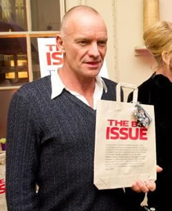 The Bag Issue - Sting - Tassen-mode-nieuws