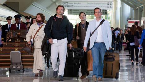 The Hangover - Warner Brothers - Louis Vuitton - Tassen-mode-nieuws