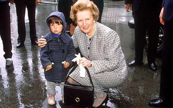 Margaret Thatcher - Handbag - Tassen-mode-nieuws