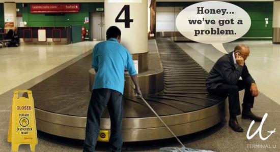Vliegveld -Bagage - Tassen-mode-nieuws