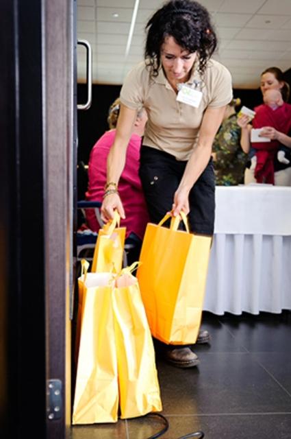Conferentie Beurs Promotie tas - Tassen-mode-nieuws
