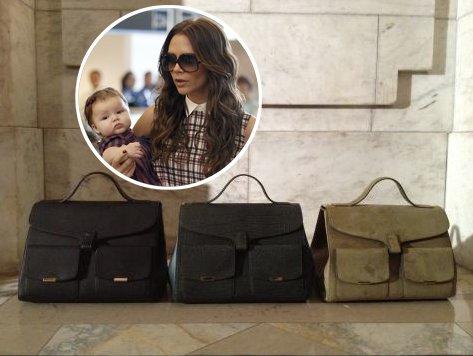Harper - Victoria Beckham - Tassen-mode-nieuws