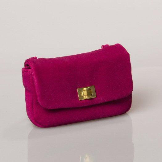 By Malene Birger - Mini Camoush Bag Raspberrie - Tassen-mode-nieuws