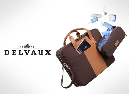 Delvaux - Maximal Design - Maxime Szyf - Tassen-mode-nieuws
