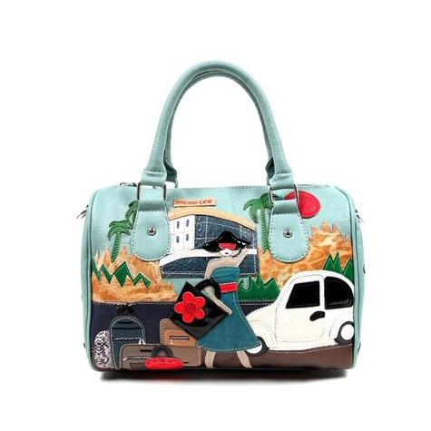 Suzy Han - Nicole Lee - Boston Bag CRT 2429 - Tassen-mode-nieuws