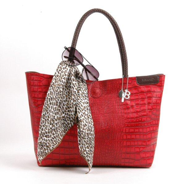 Bulaggi tas met sjaal - House of Shoes - Tassen-mode-nieuws