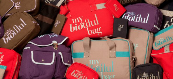My Biotiful Bag - Paris Collection - Tassen-mode-nieuws