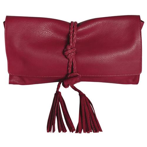 Carla Sade - Venecia Rojo Serpiente Rojo - Tassen-mode-nieuws