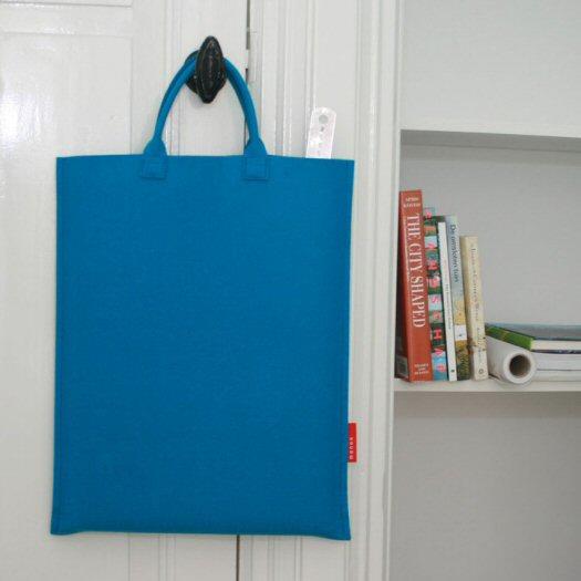 Manon Garritsen - A3 Bags  blauw - Tassen-mode-nieuws