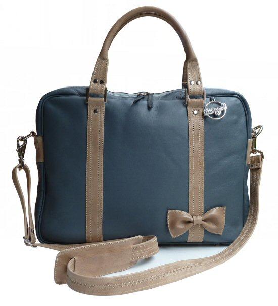 Mingeli Bags - Classic in leer nieuw met hengsels - Tassen-mode-nieuws
