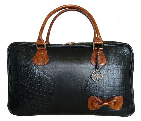 Mingeli Bags - HNW tas zwart - Tassen-mode-nieuws