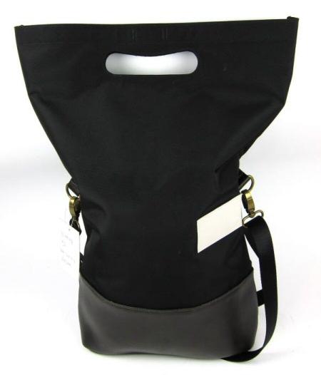 Hedgren - Carrier Bag Black - Tassen-mode-nieuws