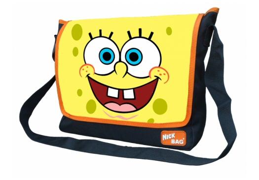 Hidalgo - Nick Bag Spongebob - Tassen-mode-nieuws