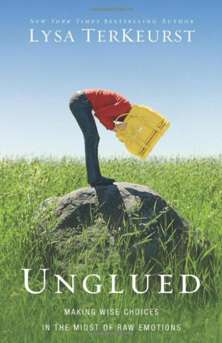 Lysa Terkeurst - Unglued - Tassen-mode-nieuws