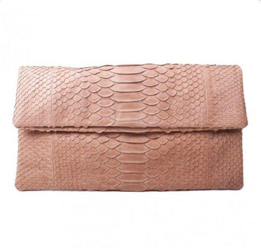 Morado Bags - Clutch Eve Cognac - Tassen-mode-nieuws