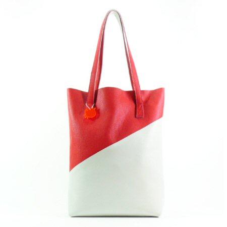 Roozenbottel - pick-up_rood_wit - Tassen-mode-nieuws