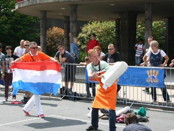 Wereldkampioenschap Handtas Werpen - Tassen-mode-nieuws